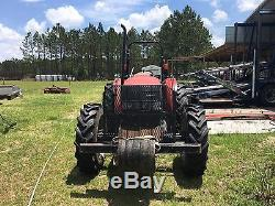 65a Case Tractor 4x4