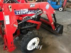 ALL OR PARTS HINOMOTO E2004D 4 Wheel Drive TRACTOR
