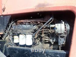 Allis Chalmers 7580 4x4 Tractor RUNS EXC! Diesel PTO DUAL WHEELS