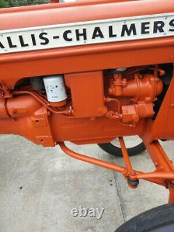 Allis Chalmers D10 series 1