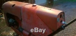 Antique Case Tractor for parts or restore