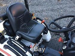 Bobcat CT122 4x4 Compact Tractor, 213 Hours