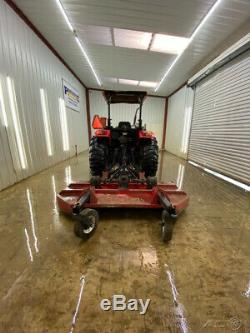 Branson 6530r Open Rops 4x4 Tractor With Bl30 Loader