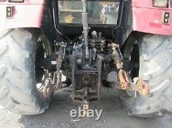 CASE 5140 Turbo Diesel Rea PTO Heat/AC Quad Shift Transmission Rear 3pt Hitch