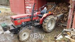 Case IH 255 Compact tractor