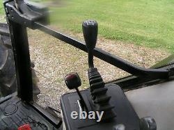Case Ih 5140 Farm Tractor 4x4 Cummins 115 HP Unique Black