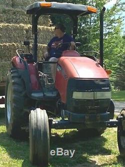 Case International JX65 Maxxima Farm Tractor, Great Hay Tractor