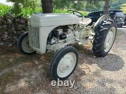 Clean Ford 9N Tractor CAN SHIP CHEAP