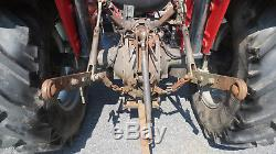 Clean One Owner 1998 Massey Ferguson 231 Utility Farm Tractor 38hp Diesel 673 Hr