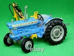 Corgi No. 74 Ford 5000 Super Major Tractor With Hydraulic Scoop