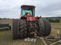 Farm Tractor, Case, 9110, turbo diesel, 8 wheel articulating, tractor