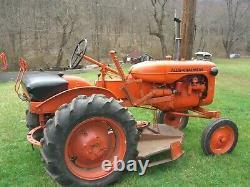 Farm tractor, antique tractor, farm equipment