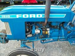 Ford 1510 Compact Diesel Tractor, Very Nice, Very Good Condition