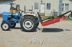 Ford 1700 diesel tractor