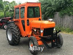 Ford 260C Tractor (COMES WITH PLOW)