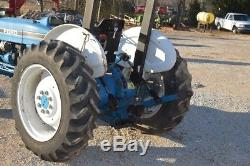 Ford 3910 diesel tractor