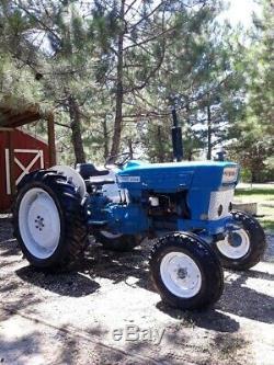 Ford 4000 Deisel Tractor