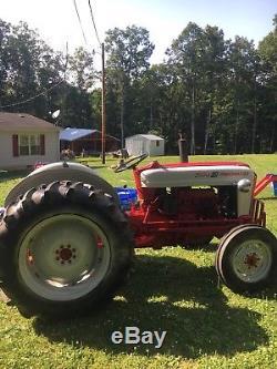 Ford 861 Powermaster 56hp Tractor