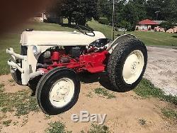 Ford 8n Farm Tractor Three Point Hitch 540 Pto 8n 9n Bob Cat