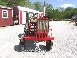 IH 140 Tractor with Cultivators -Shipping $1.85 Loaded Mi