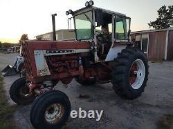 IH Farmall 806 Diesel Tractor New Tires