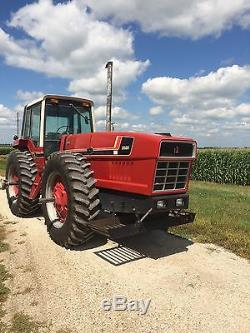 Ih 3588 2+2 Tractor