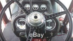 International 1066 Diesel Tractor, Cab, Low Hours, Ih