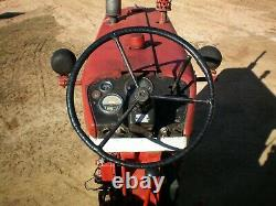 International 504 Tractor