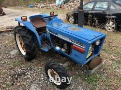 Iseki TU2100 tractor compact