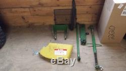 JOHN DEERE 750 COMPACT TRACTOR 60 INCH MOWER DECK With 3 POINT HITCH 540 PTO