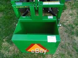 John Deere 1025R 2013 Loader Tractor 4WD/H 120 Loader/60Mower Deck etc