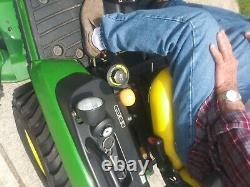 John Deere 1025R OROPS HST Diesel Tractor with Loader