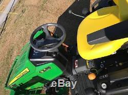 John Deere 1025R Tractor and Backhoe