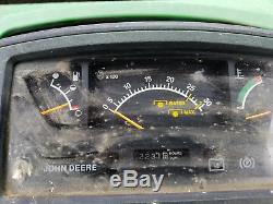 John Deere 1070 Diesel Tractor w Front End Loader 39 HP, 4WD