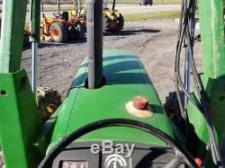 John Deere 1250 4x4 loader Tractor