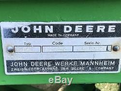 John Deere 2040 2wd Diesel Tractor
