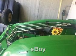 John Deere 2305 54 Mower Deck Loader 198 Hours