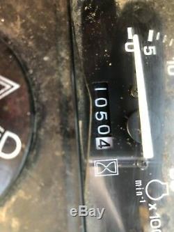 John Deere 2305 Diesel with 60 HD Broom 1000 Hours