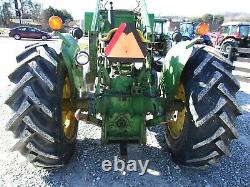 John Deere 2440 Tractor & Loader New Rubber- FREE 1000 MILE DELIVERY FROM KY