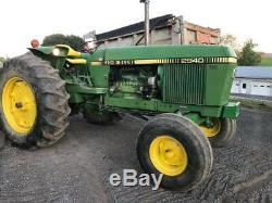John Deere 2940 Tractor Diesel 2wd