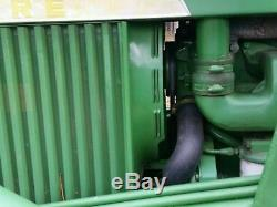 John Deere 3020 Tractor With Front End Loader 70 HP
