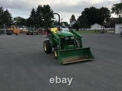 John Deere 4010 Compact Tractor