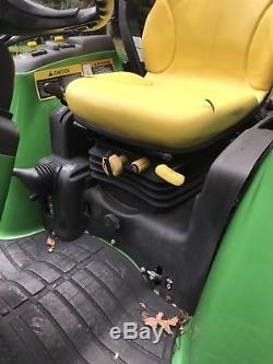 John Deere 4310 Compact Tractor with Loader/Mower/post hole digger/brush hog
