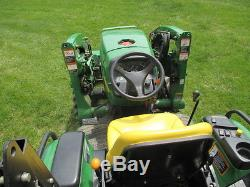 John Deere 4310 Tractor with Loader