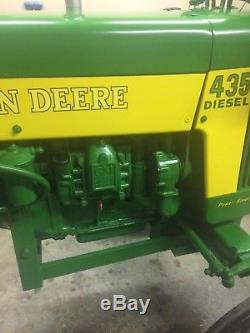 John Deere 435 2-53 Detroit diesel