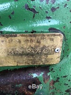 John Deere 4430 Good Tight Sound Tractor Quad Range