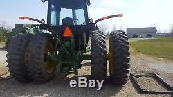 John Deere 4840 Farm Tractor