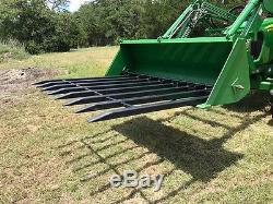 John Deere 5055E 4x4 Tractor Loader Shredder COMPLETE PACKAGE Low Hours 5055