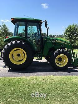 John Deere 5093 Tractor