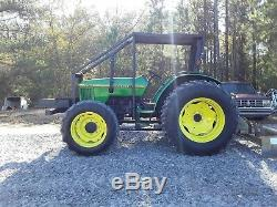 John Deere 5300 4X4 Tractor